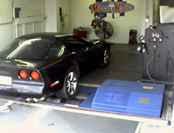 Midstate Machine - Chassis Dyno